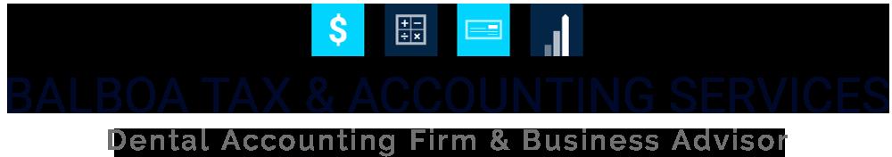 Balboa Tax & Accounting Services Logo